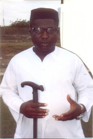 NDC executive member of the Tema East Constituency branch,  Stephen Ashitey Adjei