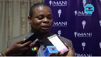 Franklin Cudjoe, President of policy think tank, IMANI Ghana