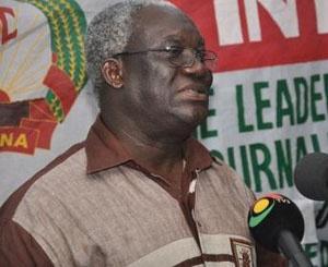 Kofi Asamoah, TUC boss
