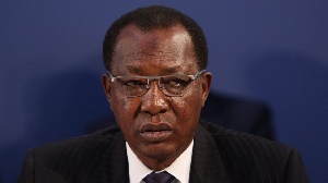 Chad President dead: Idriss Deby don die for frontline of Chad rebels