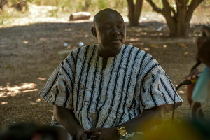 Maurice James Abakisi will be contesting James Agalga in the elections
