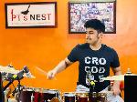 Drummer Aayush