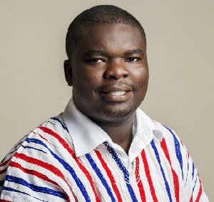 Benjamin Ashitey Armah lost to Titus-Glover in the just ended NPP primaries