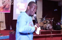 Hip-life star now turned pastor, Abraham Philip Akpor Kojo a.k.a Lord Kenya
