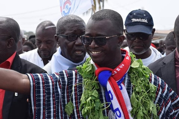 Korley Klottey must vote for change in continuity - NPP