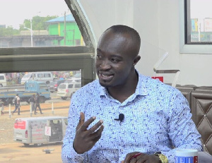 Deputy Communications Director of the New Patriotic Party (NPP), Yaw Preko