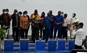 Akwaaba: Asante Kotoko outdoors Nana Yaw Amponsah as CEO