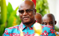 Kojo Bonsu, flagbearer hopeful of the National Democratic Congress