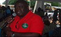 The Chief of Staff, Julius Debrah