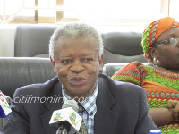 Dr Akwasi Osei, the Chief Executive Officer of the Mental Health Authority