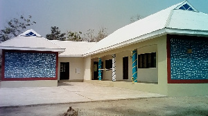 Ayakomaso local Methodist Primary and JHS gets new facility that cost $100,000