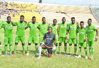Elmina Sharks team