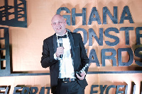 Mark Bacon, General Manager, HMD-Forewin Ghana