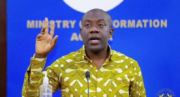 Govt has identified sources of funding to Western Togoland secessionists - Oppong-Nkrumah