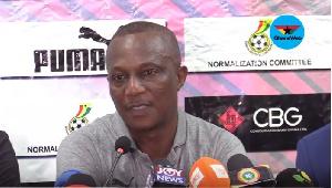 Former Ghana coach Kwesi Appiah