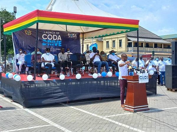 I want to make okada riders millionaires - CODA boss