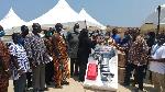 MOFAD presents 300 outboard motors to fishermen in Greater Accra Region
