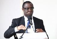 Executive Secretary of PURC, Samuel Sarpong