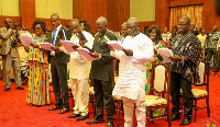 Yammin justifies his position with the claim that President Akufo Addo cannot pay his appointees