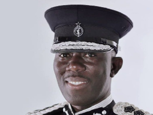 COP Dr. George Akuffo Dampare is to be named new IGP