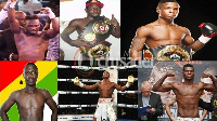 The Boxing Ghanaian boxing champions