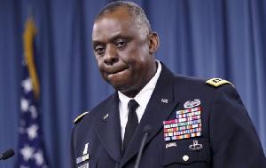 US Defence Secretary, Lloyd Austin