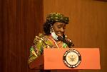 Former First Lady, Nana Konadu Agyemang Rawlings