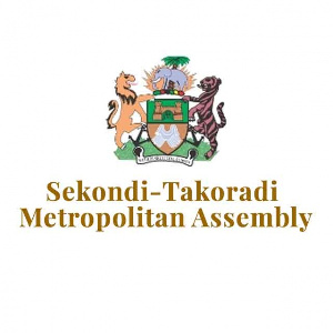 Logo of Sekondi-Takoradi Metropolitan Assembly