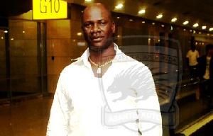Sarfo Castro, formerly with Asante Kotoko