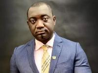 Edmund Kyei, NPP Communication Member