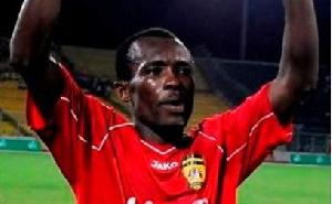 Asante Kotoko legendary midfielder, Stephen Oduro