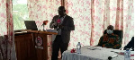 Alfred Kwaku Duah Nyamekye, Director of Samatex Timber and Plywood Complex