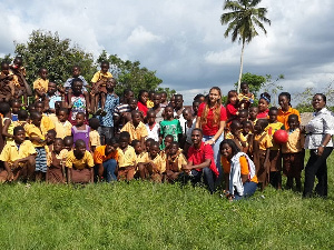 This is the 41st celebration of Ghana National Children