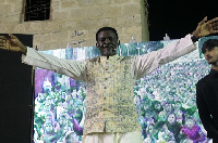 Bishop Charles Agyinasare, founder of the Perez Chapel International