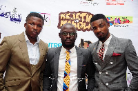 Kejetia vs Makola  was launched and premiered in Accra July 2nd and 3rd