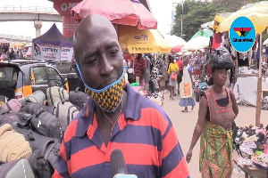 A businessman sharing his thoughts on the NPP manifesto