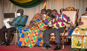 President Akufo Addo Inaugurates Tree Crop1