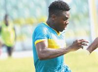 Wa All Stars defender, Nicholas Mensah