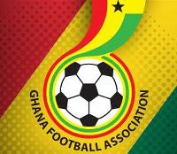 Logo of the Ghana Football Association