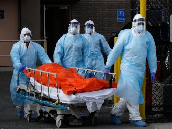 Ghana's coronavirus death toll now 607, 191 died in February alone - Akufo-Addo