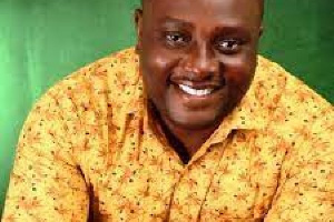 Mr Kwame Dzudzorli Gakpey, Member of Parliament (MP) for Keta