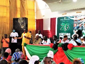 KNUST TEIN NDC Anniversary 2