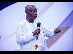 Bishop David Oyedepo of the Living Faith Church