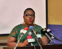 A former Gender, Children and Social Protection Minister Minister, Nana Oye Lithur