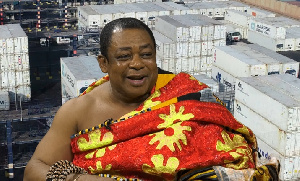 President–General of the West Africa Nobles Forum (WANF), Nana (Dr) Appiagyei Dankawoso I
