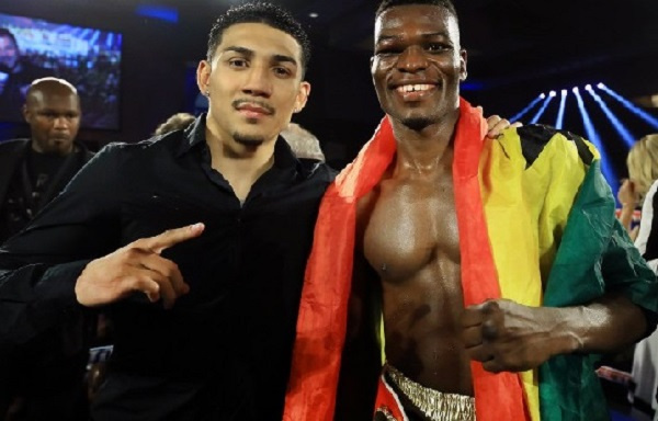 Lopez: Commey hasn\'t fought anyone like me