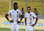 Hearts of Oak defender Larry Sumaila unhappy with Karela United draw