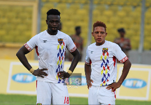 Hearts And Larry Sumaila