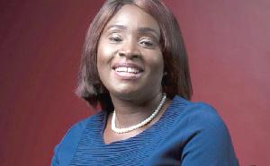 Abuakwa North MP, Gifty Twum Ampofo