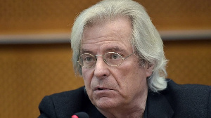 European Union's Chief Election Observer, Javier Nart